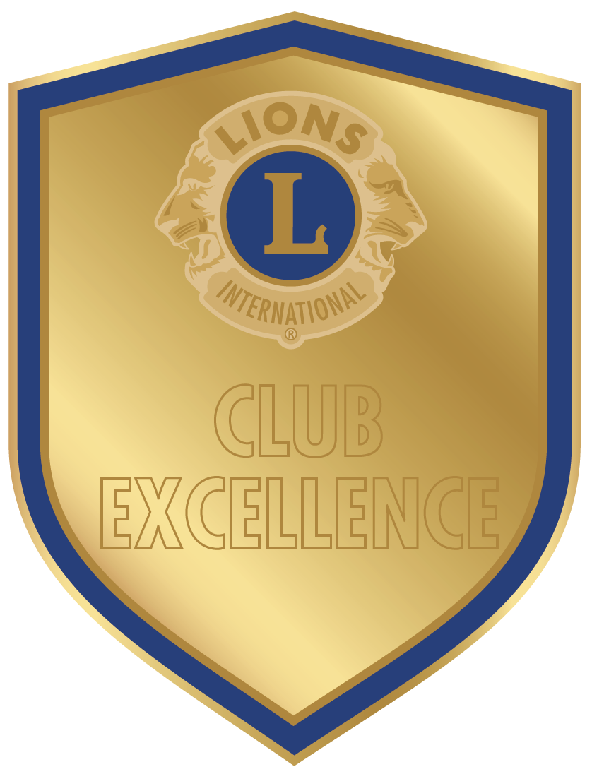 Club Excellence Award Patch