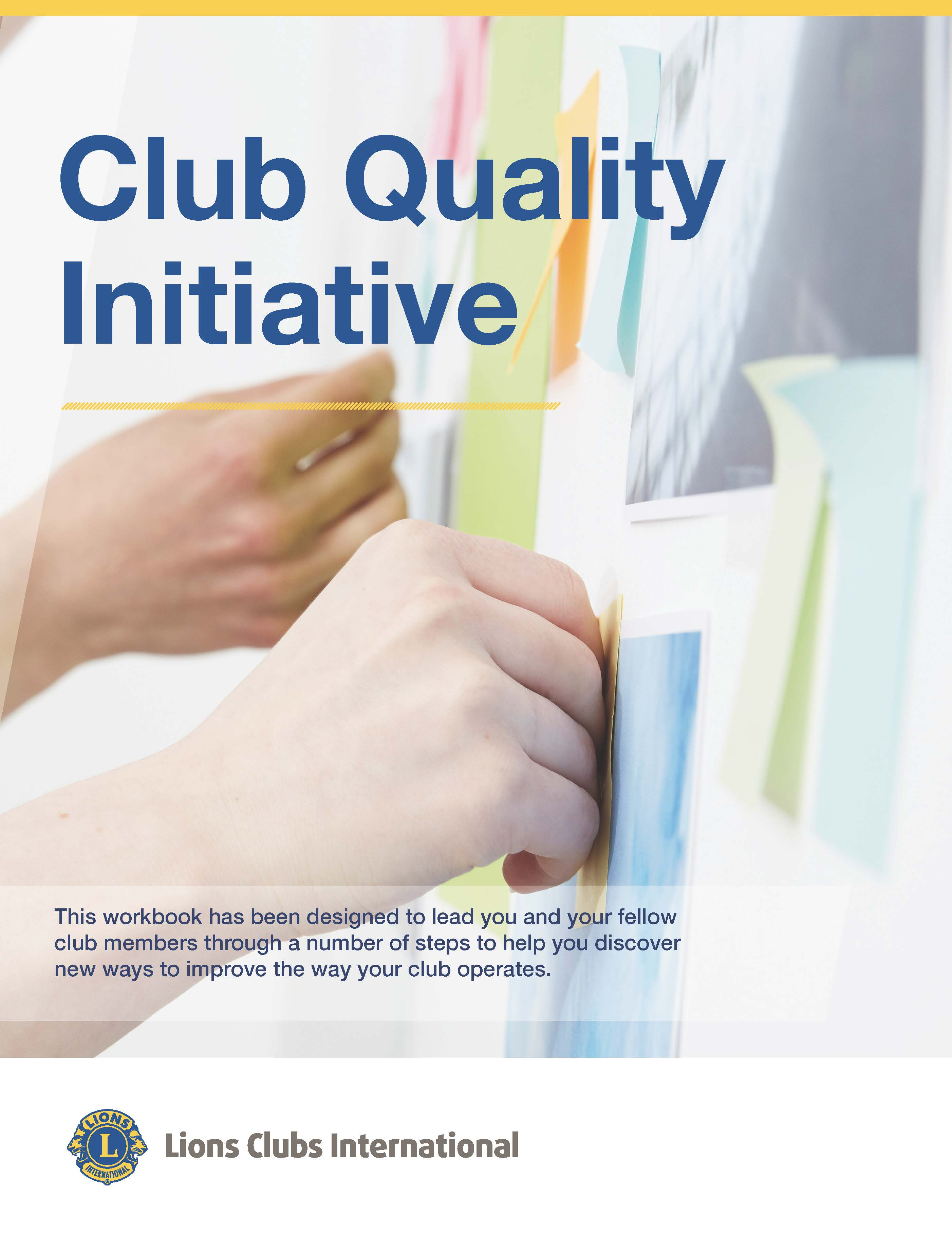 Link to Club Quality Initiative