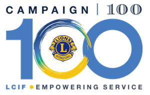 Campaign 100 Lions Clubs International