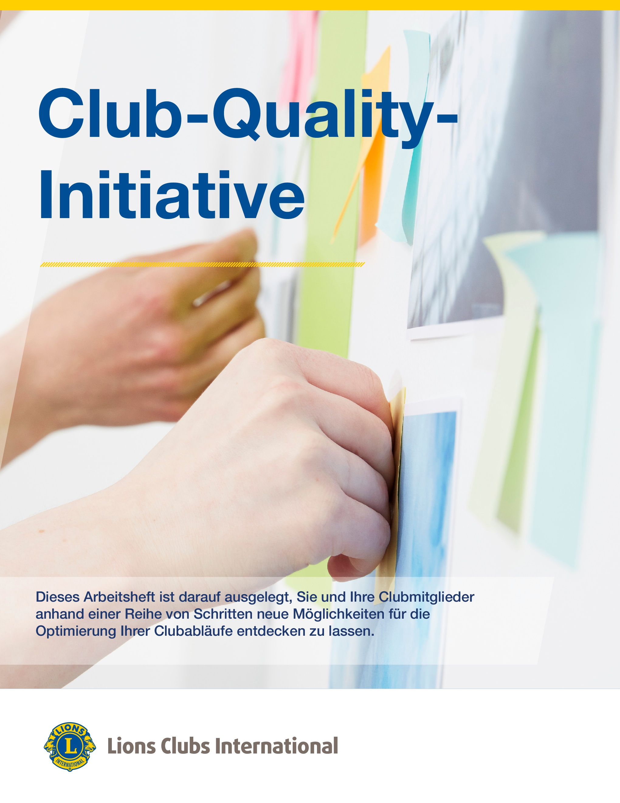 Link to Club Quality Initiative