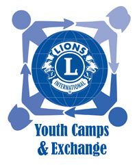 Youth Camps & Exchange logo