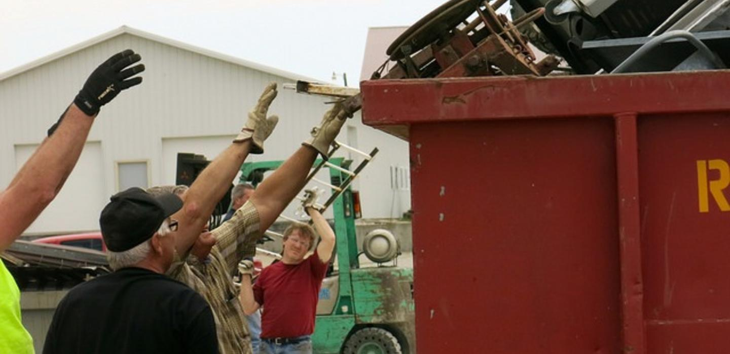 Touchstone Story: Recycle the Earth | Lions Clubs International