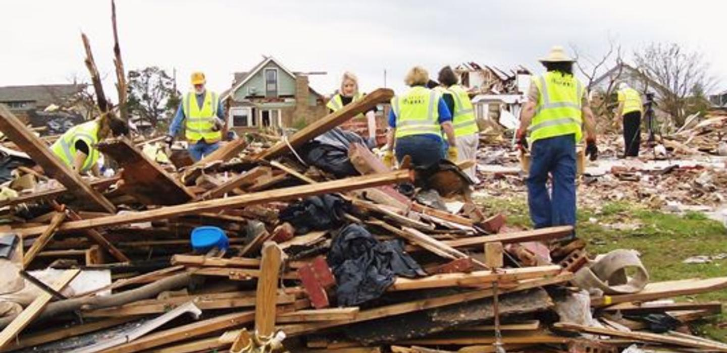 Lions' Continuous Response to Disaster Relief Efforts | Lions Clubs  International